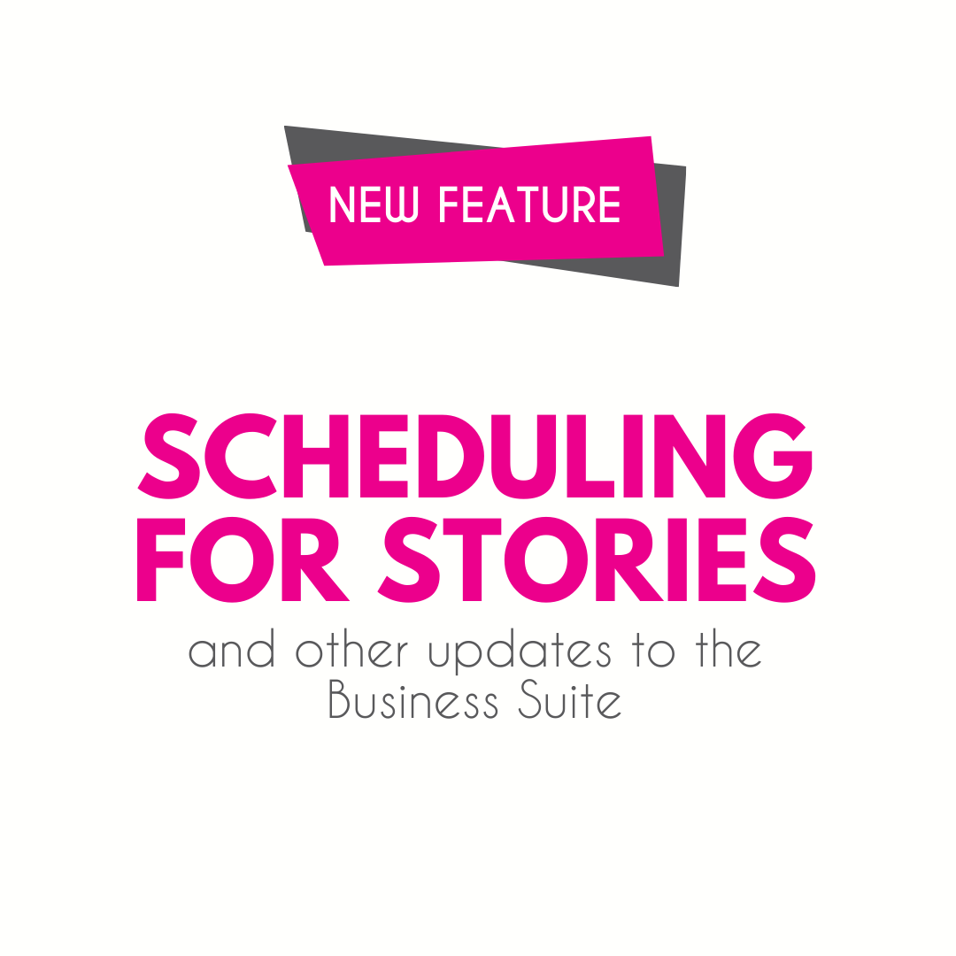 Facebook ads scheduling for Stories